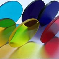 有色玻璃滤光片
