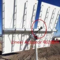 单轴、双轴光伏发电跟踪支架专用推杆