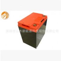 12.8V100Ah 储能铁锂电池 铅酸电池保护壳