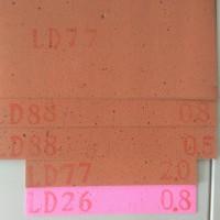 长期供应国产聚氨酯抛光垫,0.5,,08,1.27,1.5