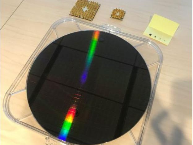英特尔已能够生产用于量子计算芯片的全硅晶圆