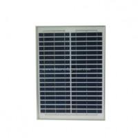 10W多晶太阳能电池板