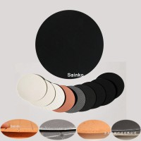 黑色抛光垫