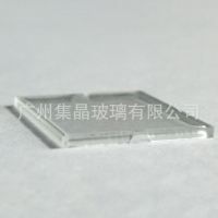 LED封装玻璃片,盖板玻璃片高透光92%,耐高温500°