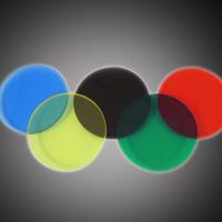 有色光学玻璃