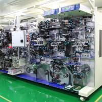 18650动力锂电池生产