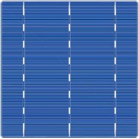 多晶硅太阳能电池