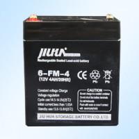 6-FM-4(12V 4AH/20HR)铅酸蓄电池