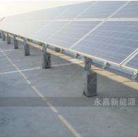 新型平屋顶太阳能光伏支架