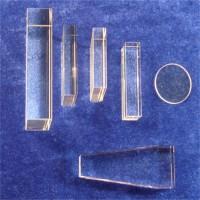 美容仪用滤光片 40*15*8蓝宝石窗口 可定制镀膜