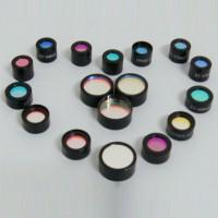 带通滤光片 高透过率专业光学玻璃加工镀膜 量大可定制