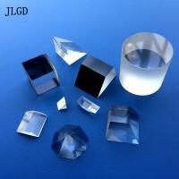 棱镜厂家供应光学玻璃三棱镜 定制玻璃镜片光学镀膜加工