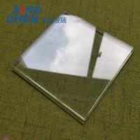 源头厂家玻璃加工 仪器仪表视窗玻璃盖板 钢化 丝印 精雕