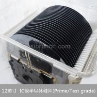 12英寸(300mm)电子级半导体硅片