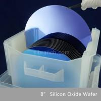 8英寸(200mm)电子级氧化膜硅片