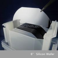 6英寸(150mm)电子级半导体硅片