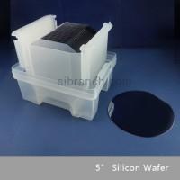 5英寸(125mm) 电子级半导体硅片