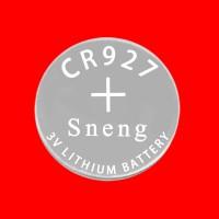深圳深能锂锰纽扣锂电池CR927 3V 35mAh
