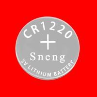 深圳深能锂锰纽扣电池CR1220 3V 40mAh