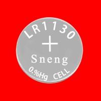 深圳深能碱性纽扣电池LR1130 1.5V 70mAh
