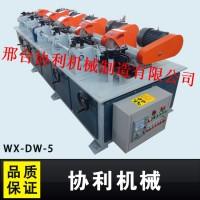 山东圆管抛光机 不锈钢抛管机价格 液压环保抛管机