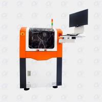 指纹模组芯片模块激光切割机 专业切膜机 薄膜覆盖膜激光开窗机