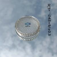 LED灯具高硼硅玻璃盖 LED灯具玻璃透镜