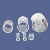 各种规格石英玻璃化工管道