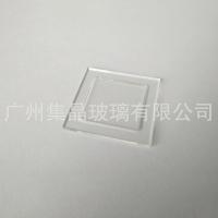 凹槽盖板玻璃,封装专用材料,芯片封装,盖板封装