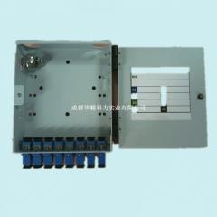厂家供应FTTH用户光缆终端盒 轨道式 高端出口型