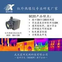 红外热像仪厂家 384×288红外测温仪热成像仪GC20