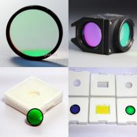 宇隆光电 高信噪比DAPI荧光检测滤光片长通套装