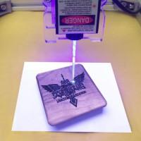 2.5W雕刻激光器 激光雕刻机光源 切割激光器 镜头可调焦