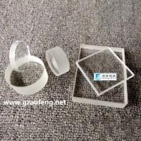 耐高温玻璃视镜 光学玻璃 硼硅玻璃视镜 钢化玻璃视