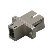 LC-SC单联金属适配器