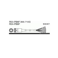 日本小野MX-7105传感器输出信号线信号电缆数据线
