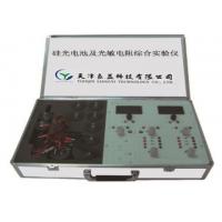 良益LGD-14硅光电池及光敏电阻综合实验仪
