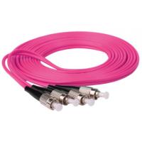 FC-FC OM4多模双芯3.0电信级3m光纤跳线
