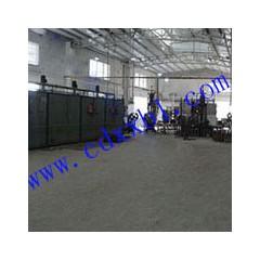 0.8吨铅玻璃电炉