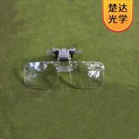 夹持式放大镜亚克力镜片