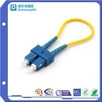 嘉万厂家直销单多模光纤环路器SC光纤回路器光纤连接器
