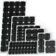 深圳中德太阳能电池板生产厂家 太阳能滴胶板厂家