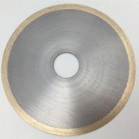 光学玻璃切割专用金刚石超薄切割片
