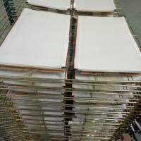厂家直销导热硅胶垫片,可做成型。