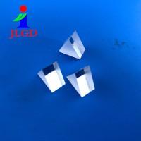 厂家供应等边三棱镜加工K9光学玻璃元件光学镀膜镜片加工