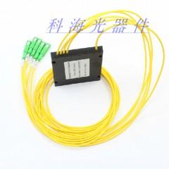 波分复用器 CWDM1x4路通道光纤波分复用器CWDM