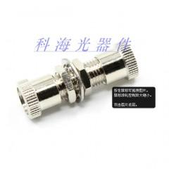 SMA光纤适配器 SMA905光纤适配器SMA光纤跳线连接头