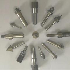 郑州荣奇磨具非标定制加工玻璃陶瓷专用电镀SDC高精磨头