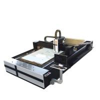 LM--1325碳钢不绣钢光纤激光切割机