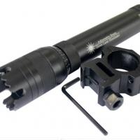 绿激光手电筒绿光夜钓灯户外远射打猎 搜索照明激光手电筒